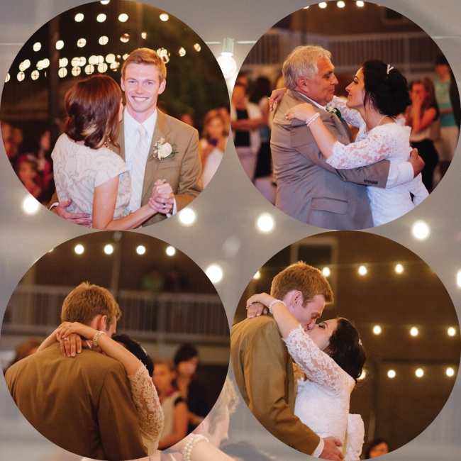 Slow Dancing Collage