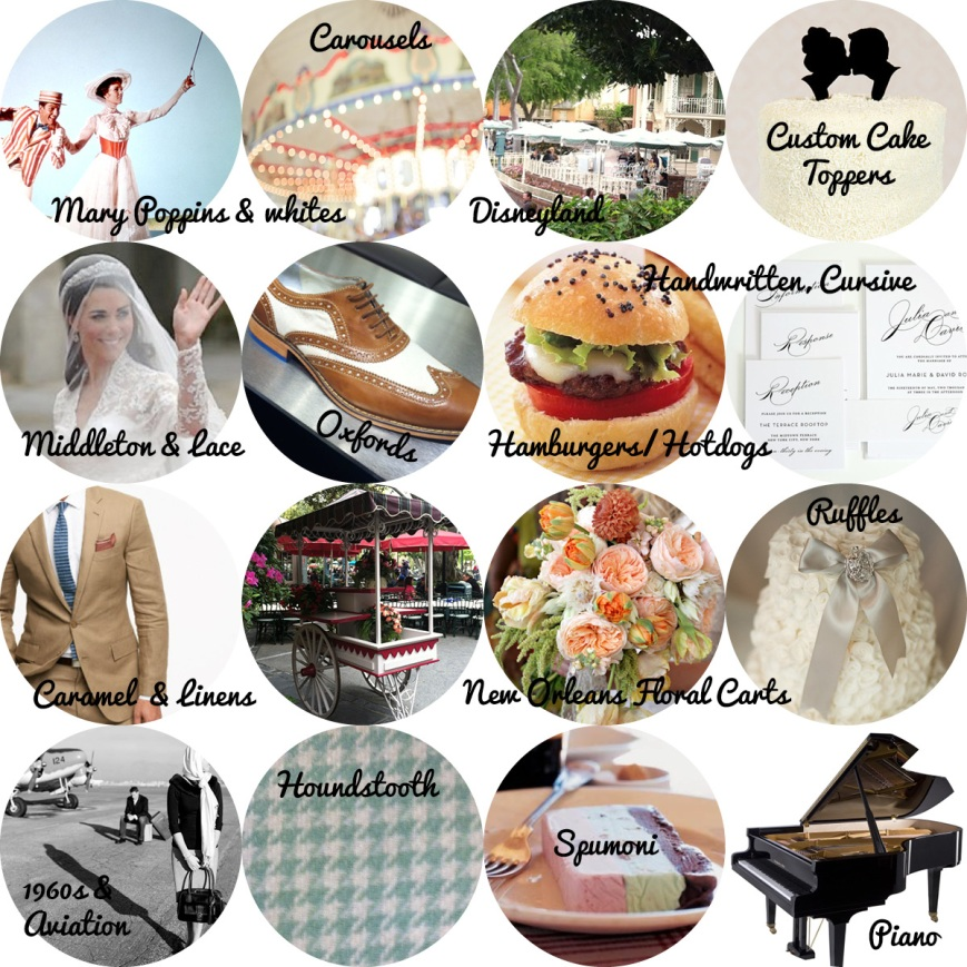 Wedding Concepts (with words)