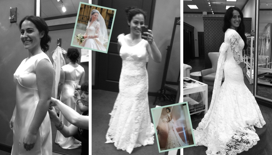 Wedding Dress (in the making) Inspiration