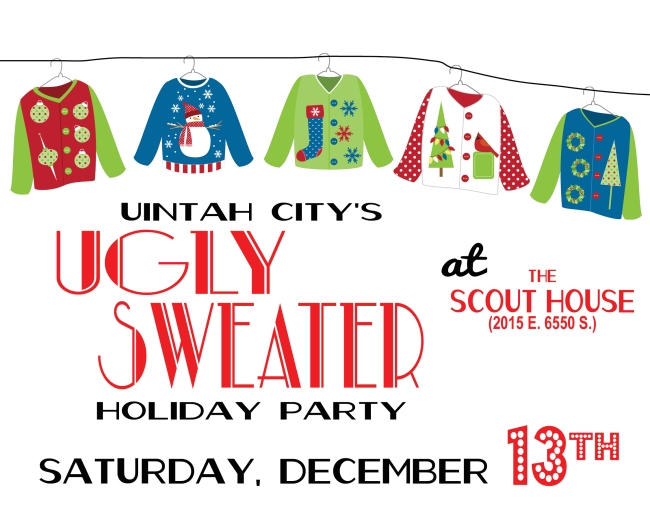 Uintah City Holiday Party 2014-22
