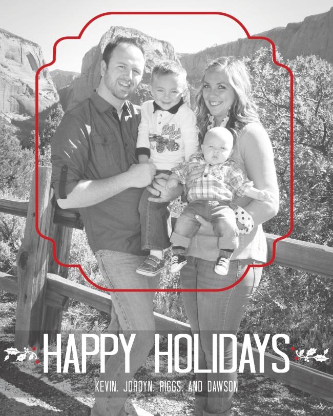 Wade Family Christmas Card Design 2014 (6x7.5)3