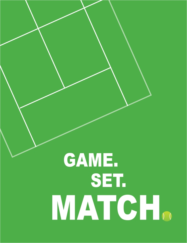 Game, Set, Match (color)