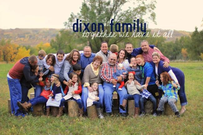 Dixon Family Graphic Design