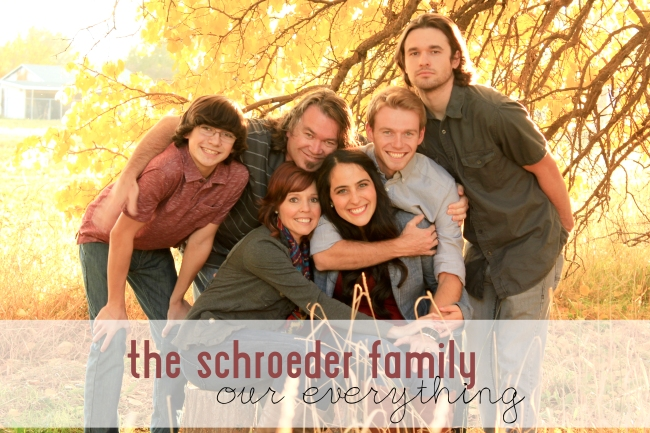 The Schroeder Family Graphic Design