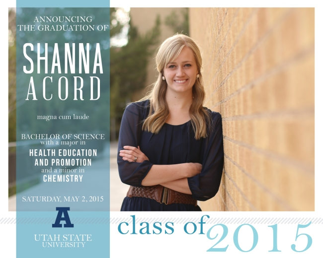 Shanna Acord Class of 2015 Design2