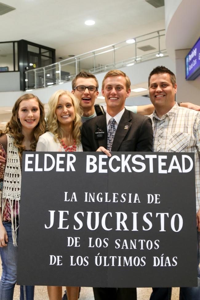 Elder Beckstead Returned with Honor Photos 2015_22