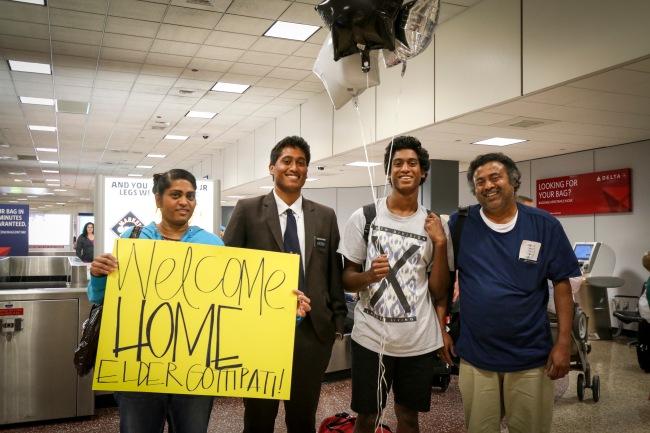 Elder Gottipati Welcome Home Photos 2015_19