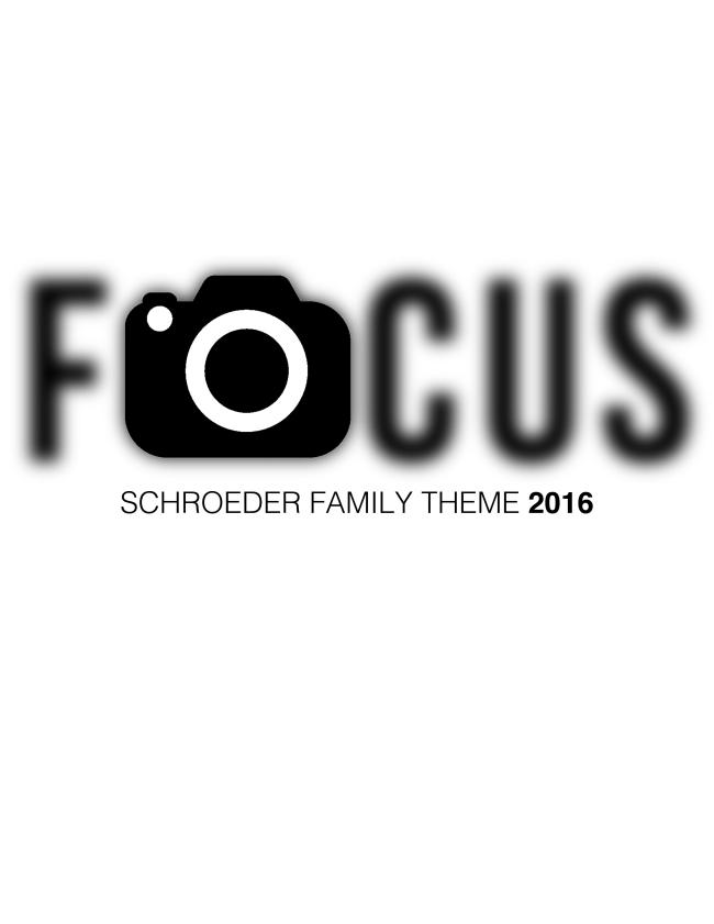 Schroeder Family Theme 2016