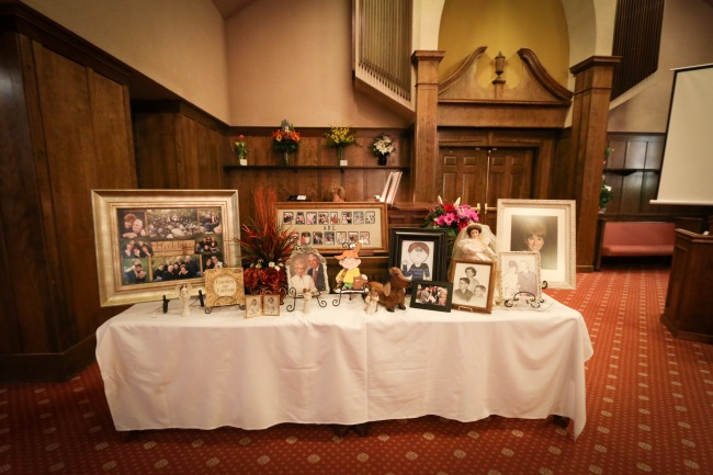 Chris Holden Funeral Photos 2016