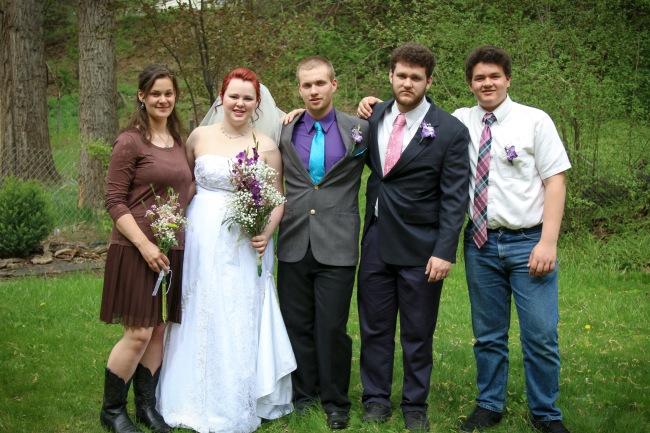 Tyler + Kaylee Wedding Day Photos 4.22.16_142