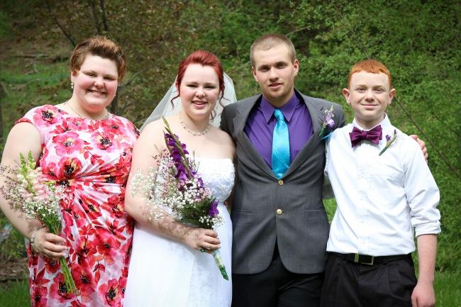 Tyler + Kaylee Wedding Day Photos 4.22.16_146